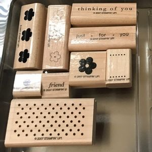 Three For You (punch box) by Stampin' Up